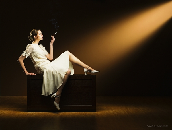 A 1920's Styled Bridal Shoot