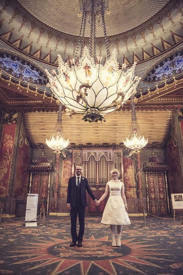 A Wedding At Brighton Royal Pavilion With A Ballroom Reception