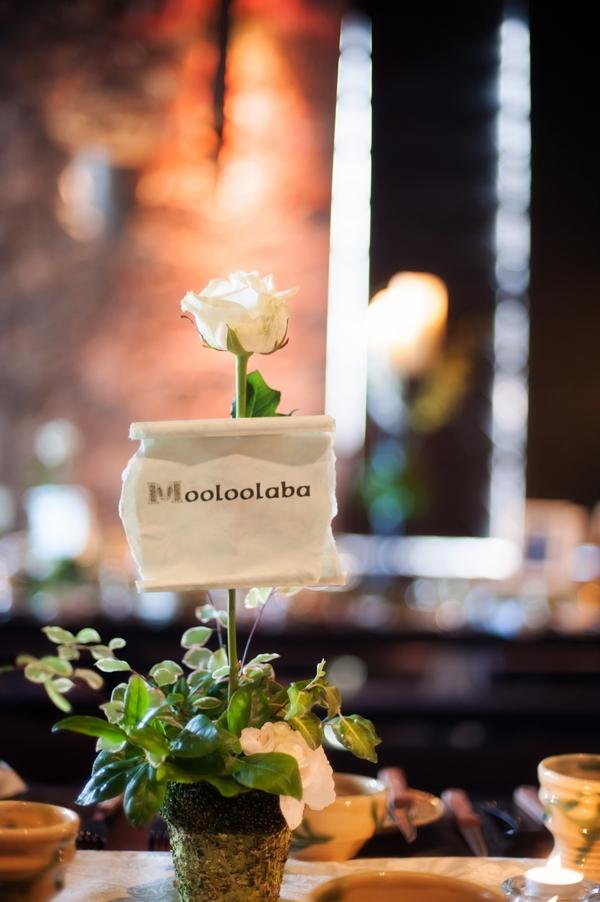 Medieval wedding table name