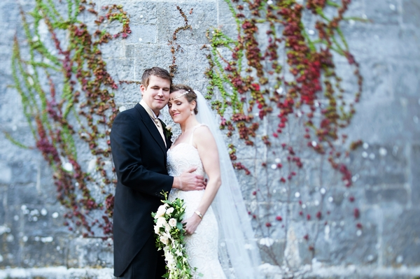 A Traditional Irish Wedding with a Medieval Twist