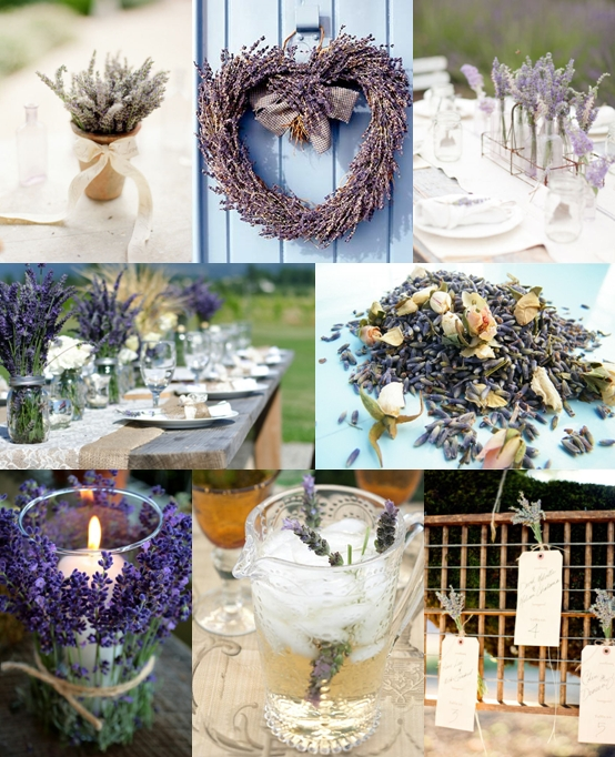 Wedding decorations with lavenderother dressesdressesss wedding decorations with lavender junglespirit Gallery