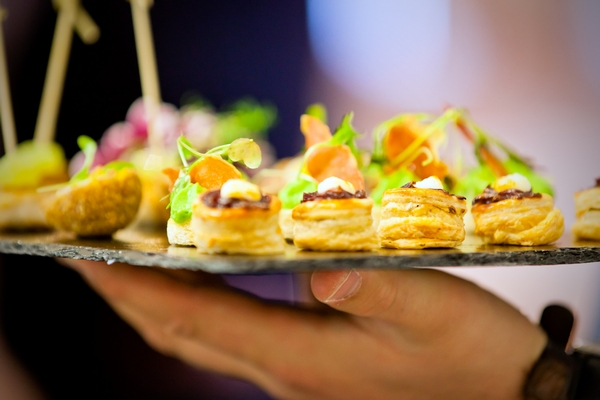 Canapes by Gastro Catering