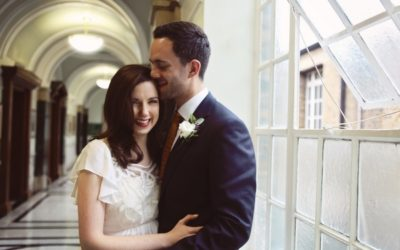 A Beautiful Wedding at Islington Town Hall