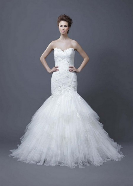 Picture of Habika Wedding Dress - Enzoani 2013 Collection