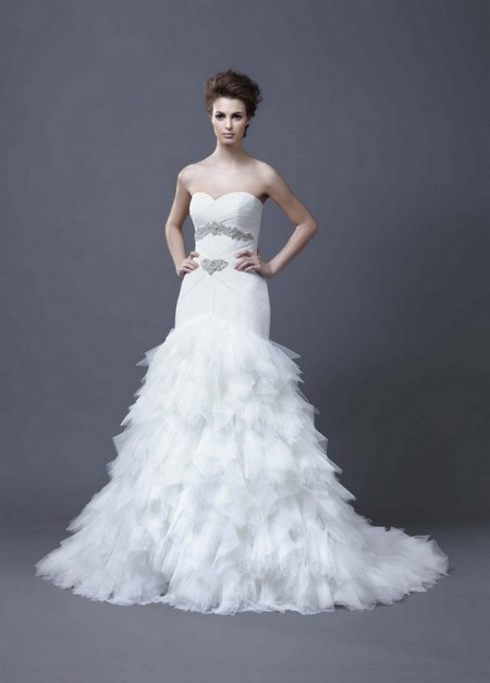 Picture of Hadiya Wedding Dress - Enzoani 2013 Collection