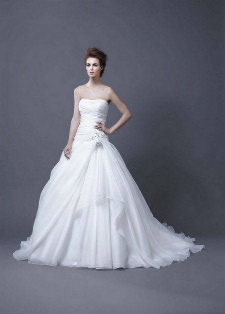 Picture of Hala Wedding Dress - Enzoani 2013 Collection