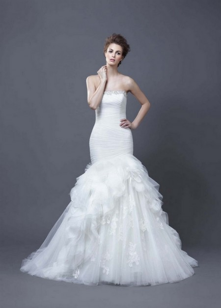 Picture of Haldana Wedding Dress - Enzoani 2013 Collection