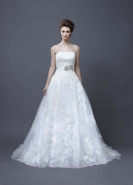 Picture of Halo Wedding Dress - Enzoani 2013 Collection