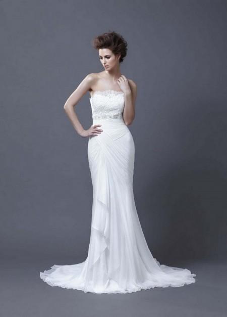 Picture of Hanya Wedding Dress - Enzoani 2013 Collection