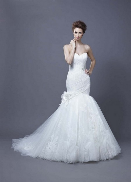 Picture of Harika Wedding Dress - Enzoani 2013 Collection