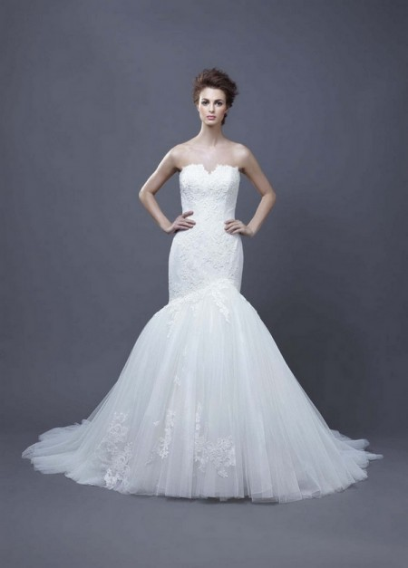 Picture of Heather Wedding Dress - Enzoani 2013 Collection