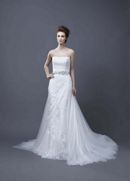 Picture of Helen Wedding Dress - Enzoani 2013 Collection