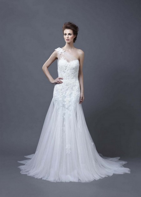 Picture of Heli Wedding Dress - Enzoani 2013 Collection
