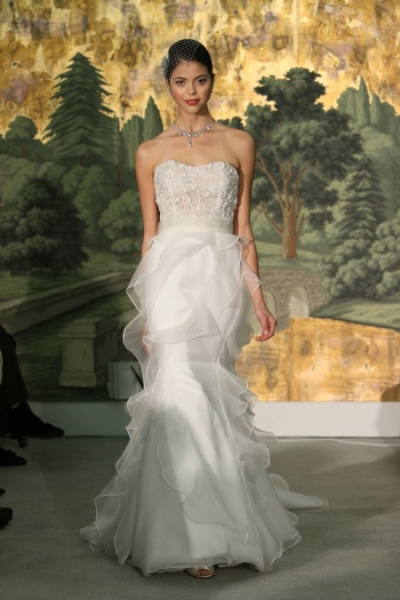 Picture of Acacia Wedding Dress - Anne Barge Spring 2014 Collection