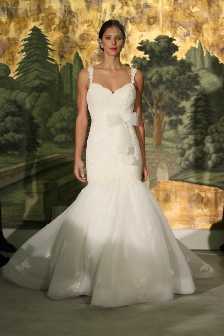 Picture of Astere Wedding Dress - Anne Barge Spring 2014 Collection