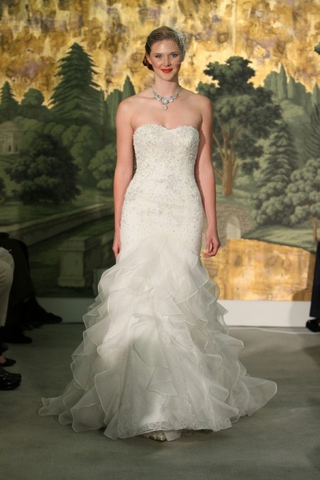 Picture of Belle De Jour Wedding Dress - Anne Barge Spring 2014 Collection