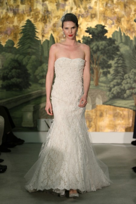 Picture of Coriandre Wedding Dress - Anne Barge Spring 2014 Collection