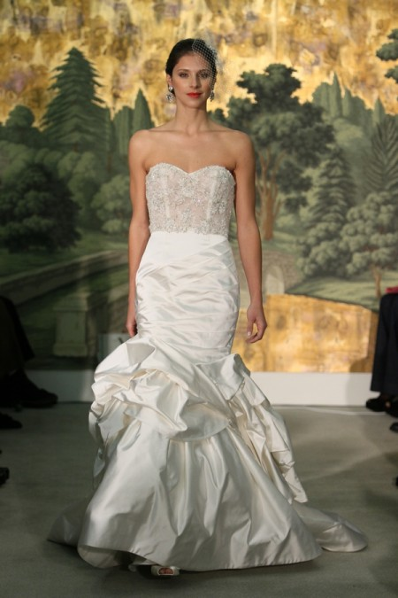 Picture of Dahlia Wedding Dress - Anne Barge Spring 2014 Collection