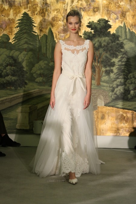 Picture of Hyacinthe Wedding Dress - Anne Barge Spring 2014 Collection