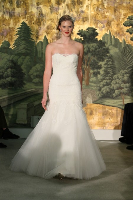 Picture of Marguerite Wedding Dress - Anne Barge Spring 2014 Collection