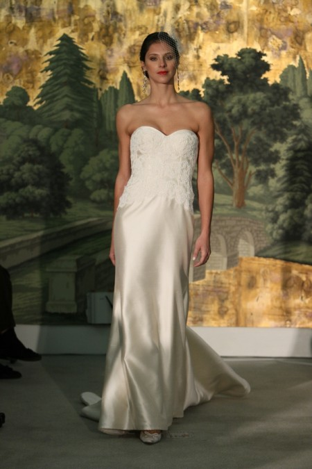 Picture of Morelle Wedding Dress - Anne Barge Spring 2014 Collection
