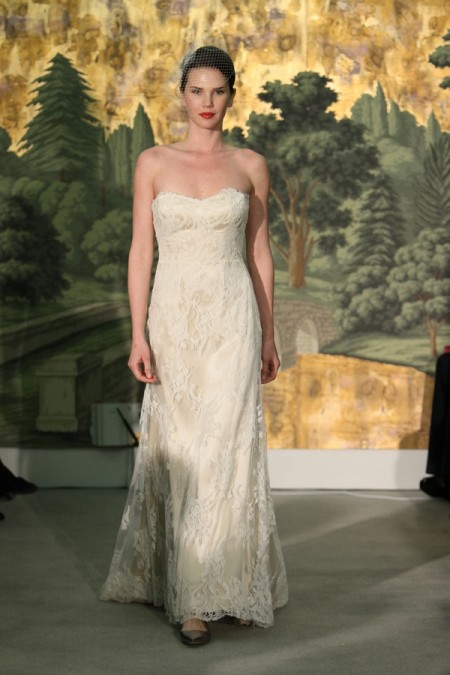 Picture of Narcisse Wedding Dress - Anne Barge Spring 2014 Collection
