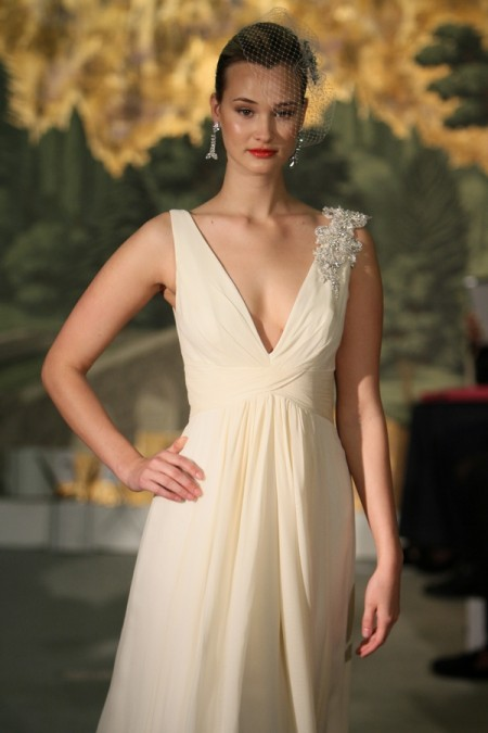 Picture of Osmonde Wedding Dress - Anne Barge Spring 2014 Collection