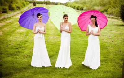 'Country Elegance' Wedding Styling at Bawdon Lodge Farm
