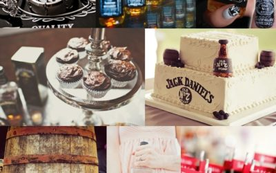 Jack Daniel's Wedding Theme