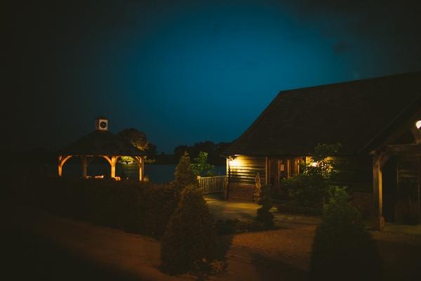 Sandhole Oak Barn