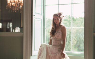 Romantic, Wistful Wedding Styling at Oakley Hall