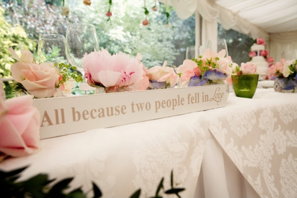 Wedding styling by Dream Occasions