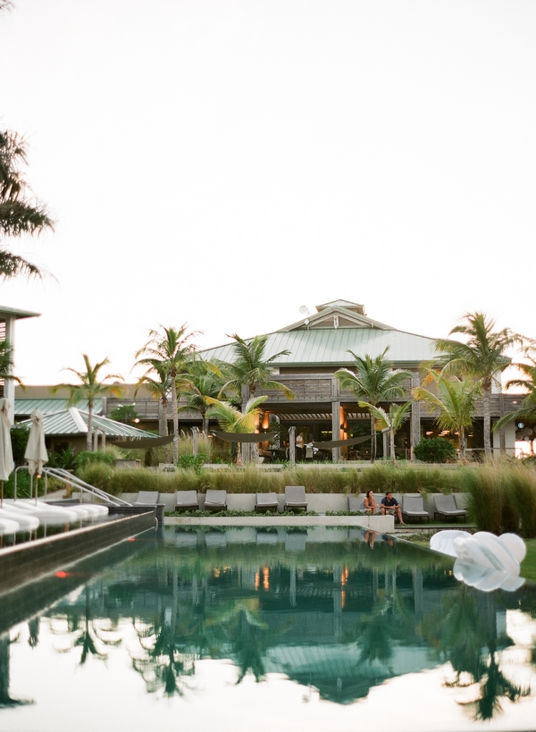 Swimming pool W Resort