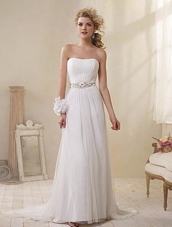 8503 Wedding Dress - Alfred Angelo Modern Vintage Bridal 2014 Bridal Collection