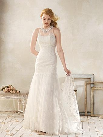 8515 Wedding Dress - Alfred Angelo Modern Vintage Bridal 2014 Bridal Collection
