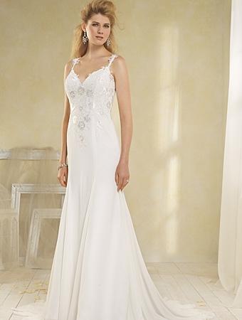 8517 Wedding Dress - Alfred Angelo Modern Vintage Bridal 2014 Bridal Collection