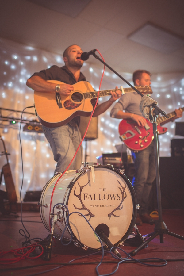 The Fallows wedding band