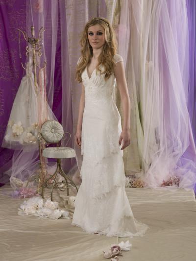 Boho Rhapsody Wedding Dress - Terry Fox Much More Muchier 2014 Collection