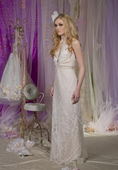 Flimsical Wedding Dress - Terry Fox Much More Muchier 2014 Collection