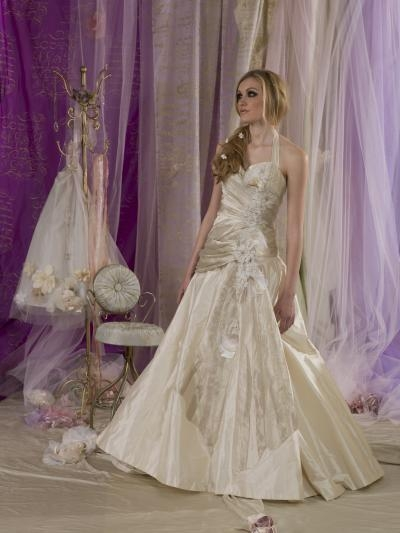 Hope and Glory Wedding Dress - Terry Fox Much More Muchier 2014 Collection