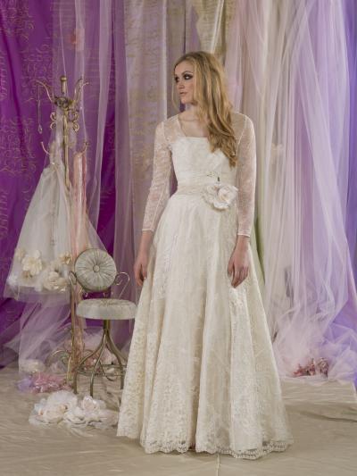 Mitzi Wedding Dress - Terry Fox Much More Muchier 2014 Collection