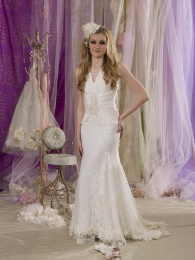 Secret Garden Wedding Dress - Terry Fox Much More Muchier 2014 Collection