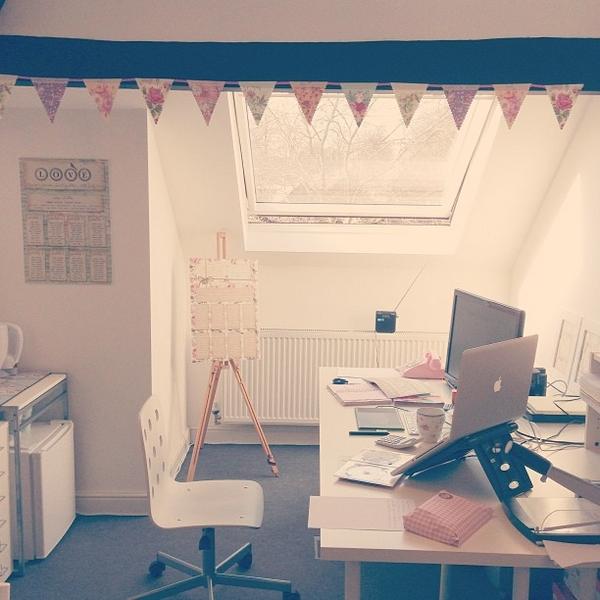 Lucy Ledger's Studio