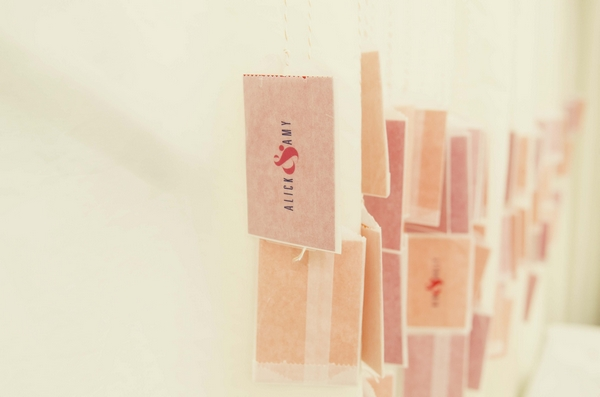 Guest book tags
