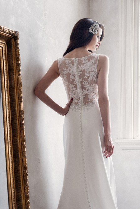 Madison Wedding Dress - Charlotte Balbier A Decade of Style 2014 Bridal Collection