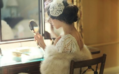 Great Gatsby Inspired Bridal Styling