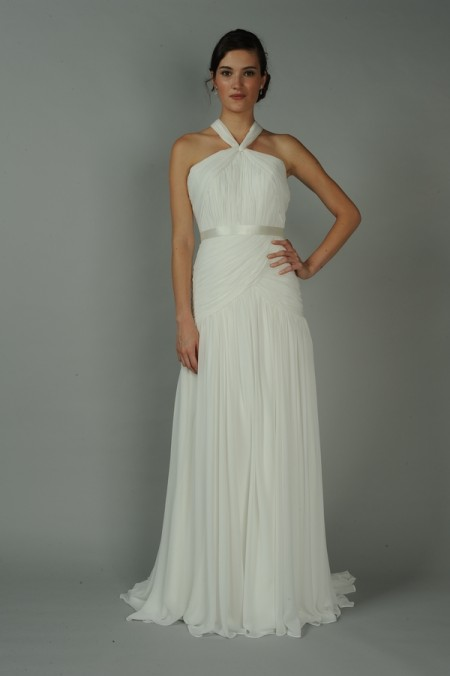 Almandine Wedding Dress - Anne Barge Blue Willow Bride Fall 2014 Collection