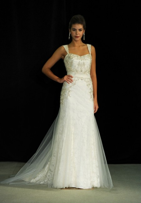 Gaynor Wedding Dress - Anne Barge Black Label Fall 2014 Collection