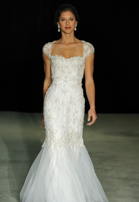 Harlow Wedding Dress - Anne Barge Black Label Fall 2014 Collection