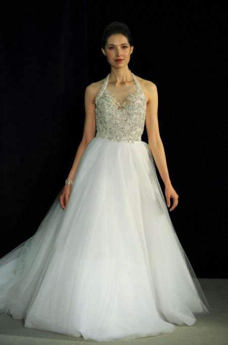 Hepburn Wedding Dress - Anne Barge Black Label Fall 2014 Collection